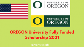 ICSP Scholarship at University of Oregon USA