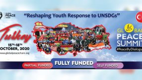 Global Peace Summit Turkey 2020 Fully Funded Conference