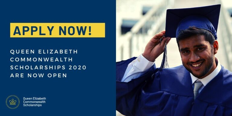 Queen Elizabeth Commonwealth Scholarships 2021 | Fully Funded