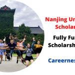 Nanjing University Fully Funded Scholarships 2021