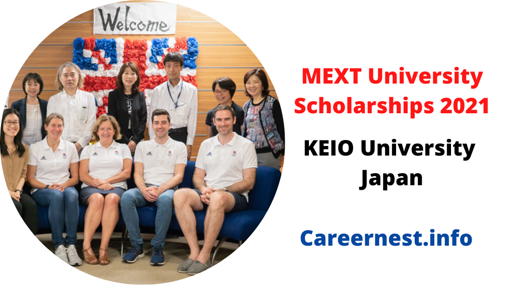 Scholarship in Japan 2021 for Undergraduate at Keio University