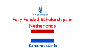 2021 Masters Scholarships in Netherlands