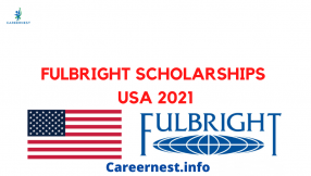 Fulbright Scholarships in USA 2021