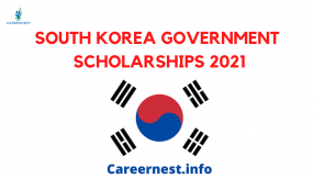 Korean Government Scholarship Fully Funded 2021