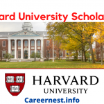 Harvard University Scholarship Fully Funded 2021