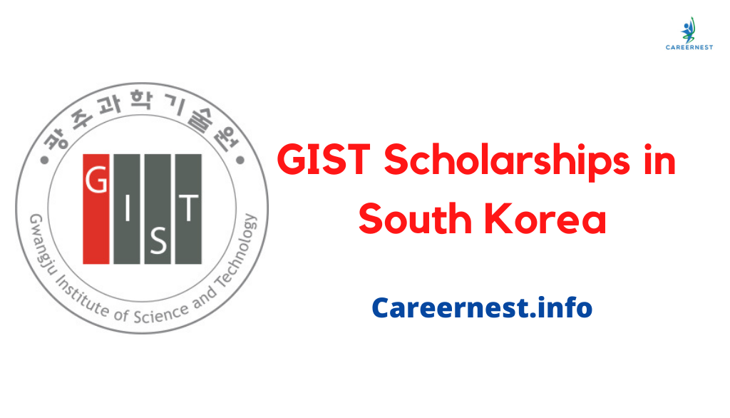 GIST Scholarships in South Korea