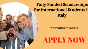 Fully Funded Scholarships for International Students in Italy