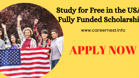 Study for Free in the USA | Fully Funded Scholarship