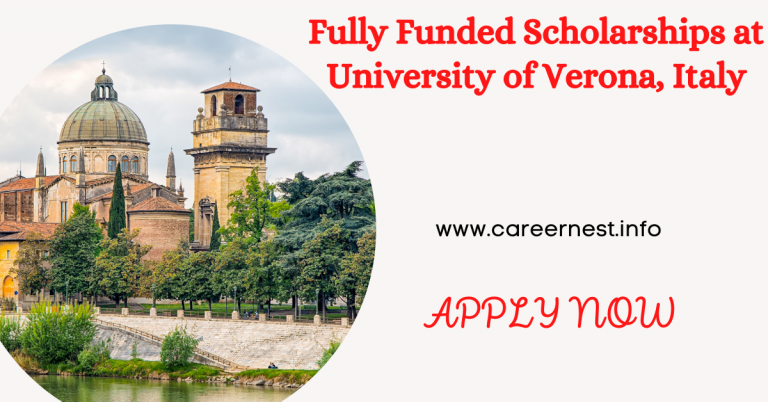 Read more about the article Fully Funded Scholarships at University of Verona, Italy
