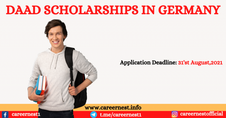 Read more about the article DAAD Scholarships for International Students at Germany