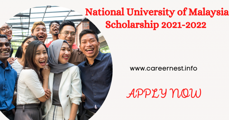 Read more about the article National University of Malaysia Scholarship 2021-2022