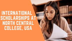 International Presidential Scholarships at North Central College, USA