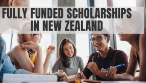 Fully funded Scholarships in New Zealand